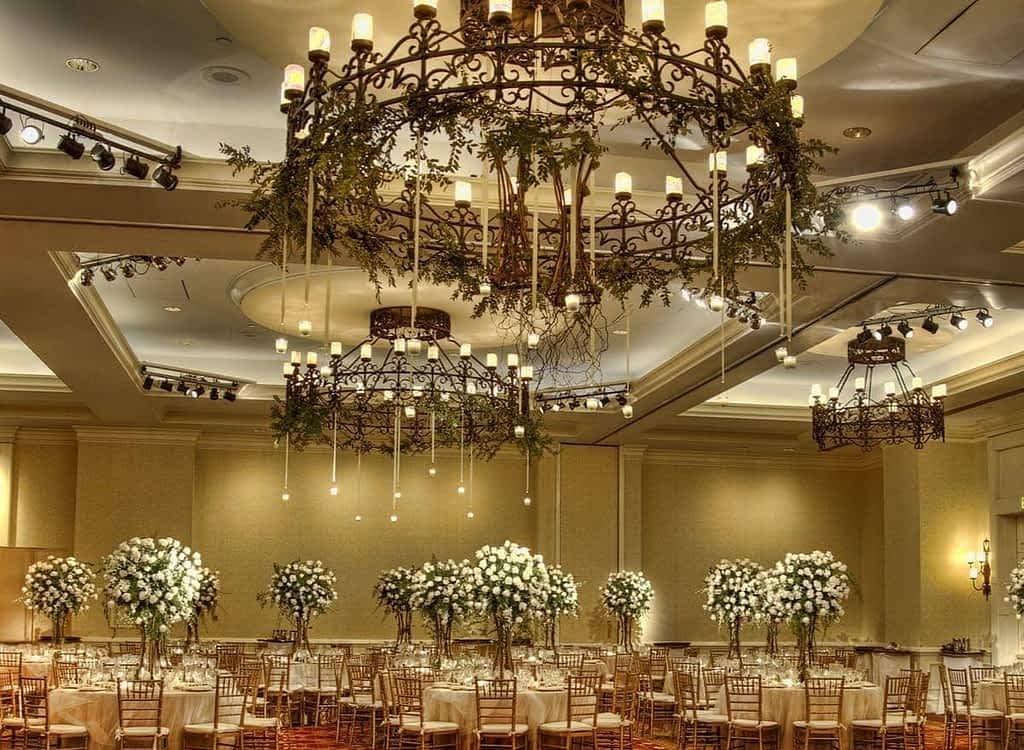 Navarro Ballroom at Westin for High Class Weddings