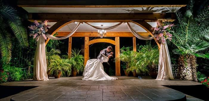Houston wedding venue Shirley Acres